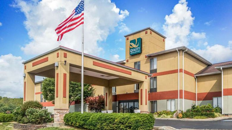 """Quality Inn  and  Suites Lawrenceburg Exterior. Images powered by <a href=""""http://web.iceportal.com"""" target=""""_blank"""" rel=""""noopener"""">Ice Portal</a>."""