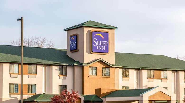 """Sleep Inn Owensboro Exterior. Images powered by <a href=""""http://web.iceportal.com"""" target=""""_blank"""" rel=""""noopener"""">Ice Portal</a>."""