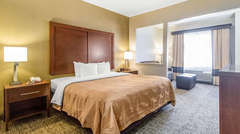"""Quality Suites, Corbin Exterior. Images powered by <a href=""""http://web.iceportal.com"""" target=""""_blank"""" rel=""""noopener"""">Ice Portal</a>."""