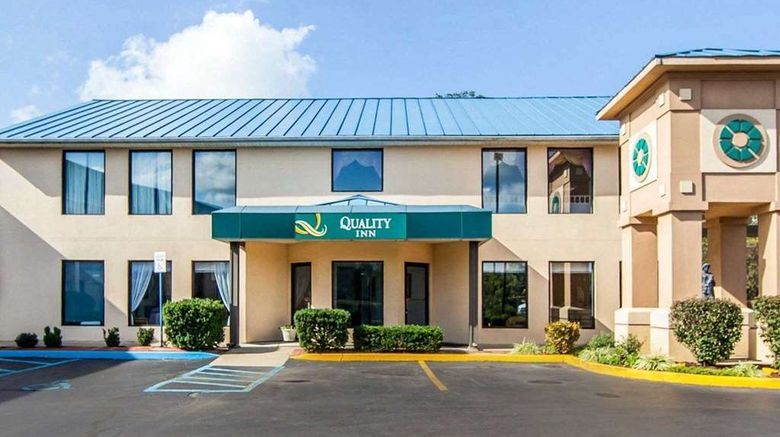 """Quality Inn Ashland Exterior. Images powered by <a href=""""http://web.iceportal.com"""" target=""""_blank"""" rel=""""noopener"""">Ice Portal</a>."""