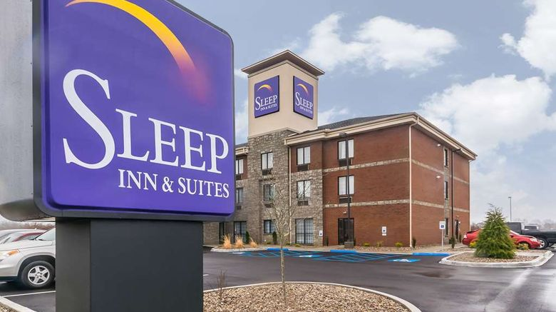 """Sleep Inn  and  Suites Columbia Exterior. Images powered by <a href=""""http://web.iceportal.com"""" target=""""_blank"""" rel=""""noopener"""">Ice Portal</a>."""
