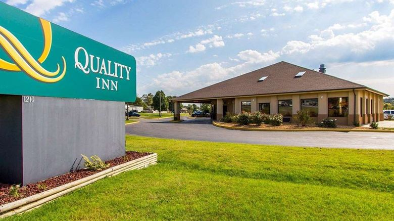 """Quality Inn Murray Exterior. Images powered by <a href=""""http://web.iceportal.com"""" target=""""_blank"""" rel=""""noopener"""">Ice Portal</a>."""