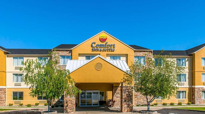 """Comfort Inn  and  Suites at Mount Sterling Exterior. Images powered by <a href=""""http://web.iceportal.com"""" target=""""_blank"""" rel=""""noopener"""">Ice Portal</a>."""