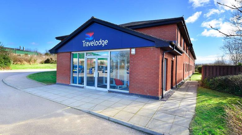 """Travelodge Aberdeen Bucksburn Exterior. Images powered by <a href=""""http://web.iceportal.com"""" target=""""_blank"""" rel=""""noopener"""">Ice Portal</a>."""