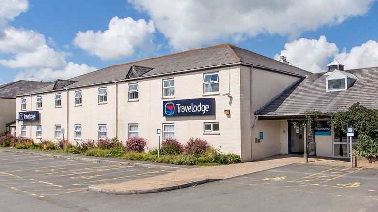 """Travelodge Bodmin Roche Exterior. Images powered by <a href=""""http://web.iceportal.com"""" target=""""_blank"""" rel=""""noopener"""">Ice Portal</a>."""