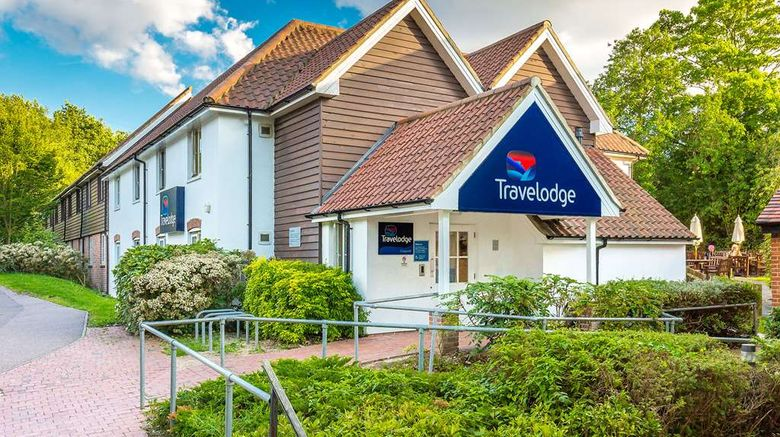 """Travelodge London Chigwell Exterior. Images powered by <a href=""""http://web.iceportal.com"""" target=""""_blank"""" rel=""""noopener"""">Ice Portal</a>."""