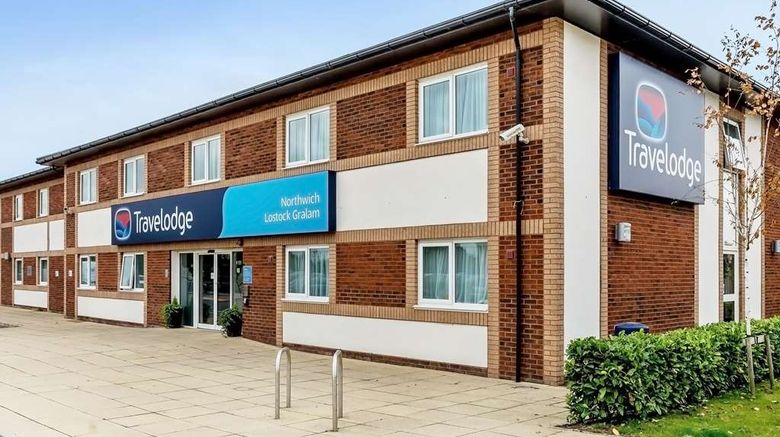 """Travelodge Northwich Lostock Gralam Exterior. Images powered by <a href=""""http://web.iceportal.com"""" target=""""_blank"""" rel=""""noopener"""">Ice Portal</a>."""