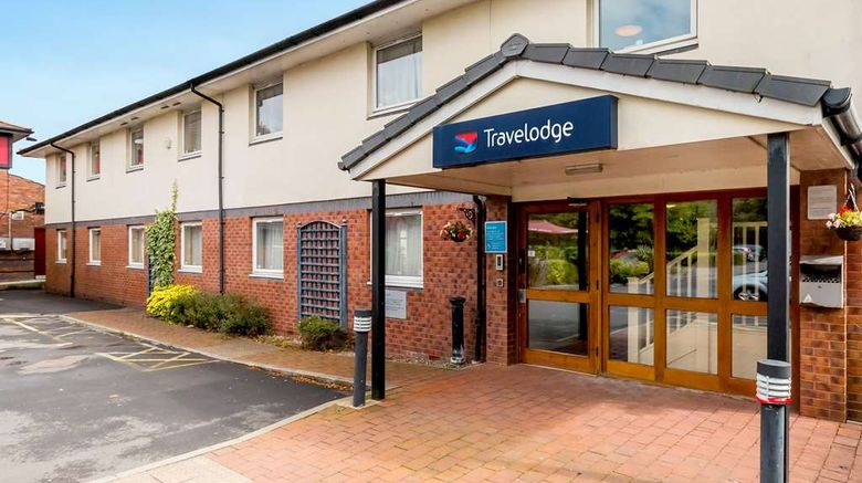 "Travelodge Oldham Chadderton Exterior. Images powered by <a href=""http://web.iceportal.com"" target=""_blank"" rel=""noopener"">Ice Portal</a>."