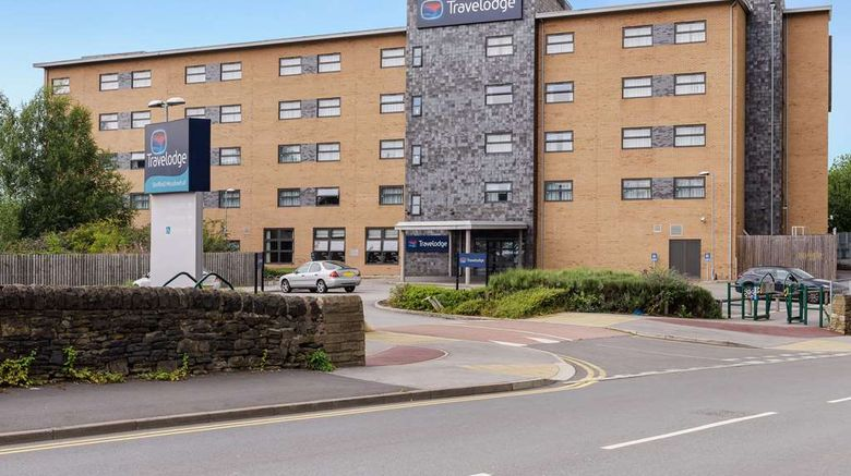 """Travelodge Sheffield Meadowhall Exterior. Images powered by <a href=""""http://web.iceportal.com"""" target=""""_blank"""" rel=""""noopener"""">Ice Portal</a>."""