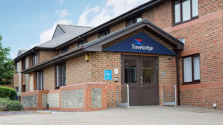 """Travelodge Taunton Hotel Exterior. Images powered by <a href=""""http://web.iceportal.com"""" target=""""_blank"""" rel=""""noopener"""">Ice Portal</a>."""