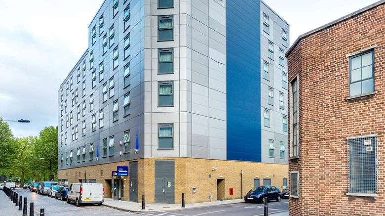 """Travelodge London Bethnal Green Exterior. Images powered by <a href=""""http://web.iceportal.com"""" target=""""_blank"""" rel=""""noopener"""">Ice Portal</a>."""