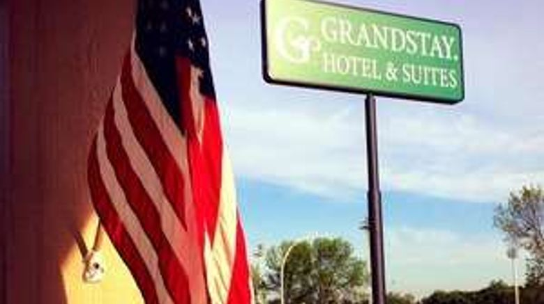 """GrandStay Parkers Prairie Exterior. Images powered by <a href=""""http://web.iceportal.com"""" target=""""_blank"""" rel=""""noopener"""">Ice Portal</a>."""