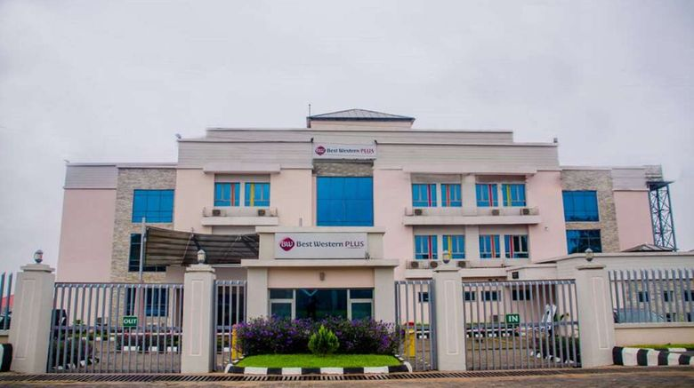 """Best Western Plus Ibadan Exterior. Images powered by <a href=""""http://web.iceportal.com"""" target=""""_blank"""" rel=""""noopener"""">Ice Portal</a>."""