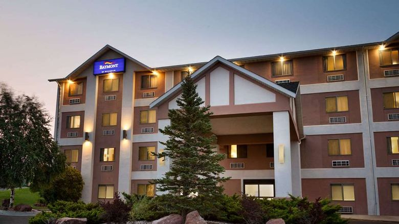 """Baymont Inn  and  Suites Elko Exterior. Images powered by <a href=""""http://web.iceportal.com"""" target=""""_blank"""" rel=""""noopener"""">Ice Portal</a>."""