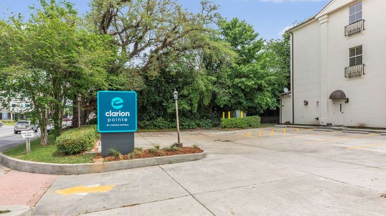"""Clarion Pointe Exterior. Images powered by <a href=""""http://web.iceportal.com"""" target=""""_blank"""" rel=""""noopener"""">Ice Portal</a>."""
