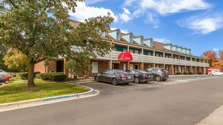 """Econo Lodge Canton Exterior. Images powered by <a href=""""http://web.iceportal.com"""" target=""""_blank"""" rel=""""noopener"""">Ice Portal</a>."""