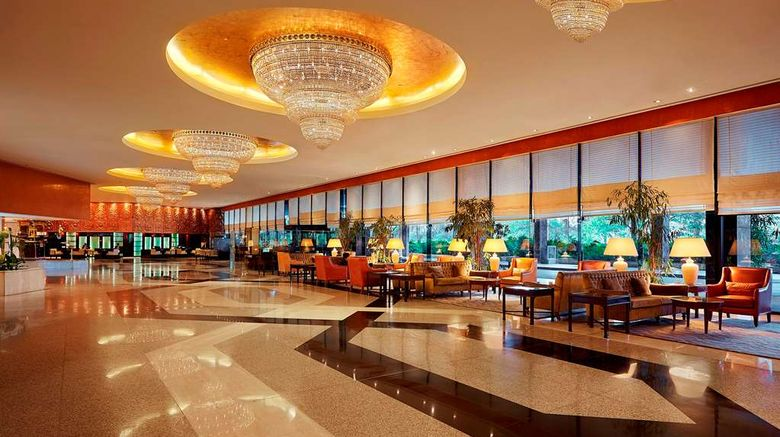 """Hilton Cairo Heliopolis Lobby. Images powered by <a href=""""http://web.iceportal.com"""" target=""""_blank"""" rel=""""noopener"""">Ice Portal</a>."""