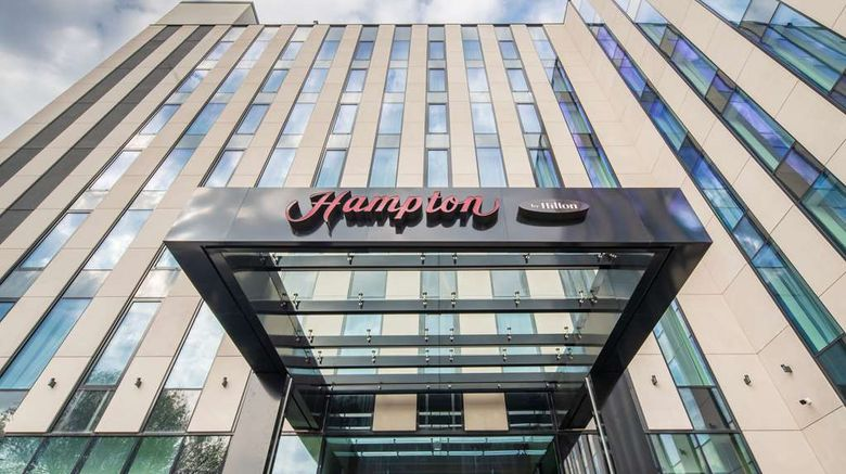 """Hampton by Hilton Warsaw Mokotow Exterior. Images powered by <a href=""""http://web.iceportal.com"""" target=""""_blank"""" rel=""""noopener"""">Ice Portal</a>."""