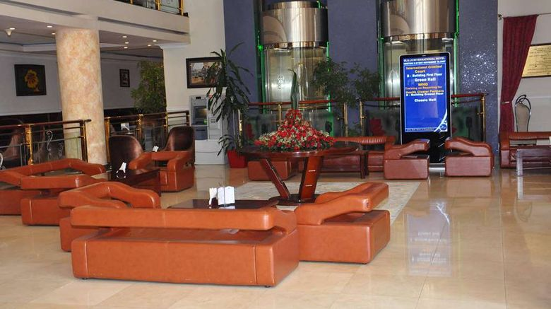 """Elilly International Hotel Lobby. Images powered by <a href=""""http://web.iceportal.com"""" target=""""_blank"""" rel=""""noopener"""">Ice Portal</a>."""