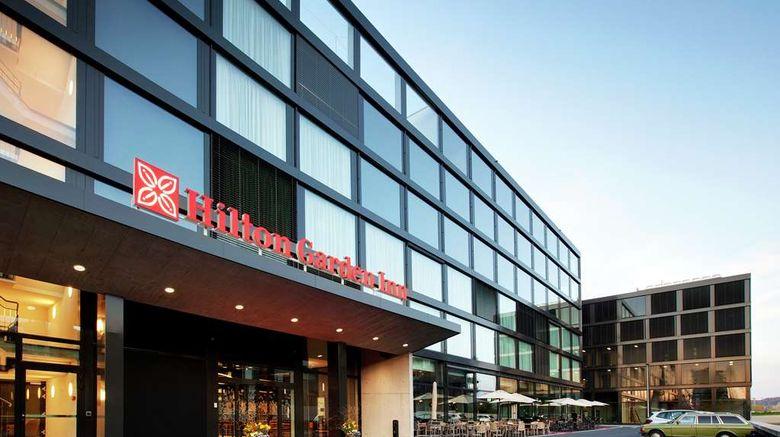 "Hilton Garden Inn Zurich Limmattal Exterior. Images powered by <a href=""http://web.iceportal.com"" target=""_blank"" rel=""noopener"">Ice Portal</a>."