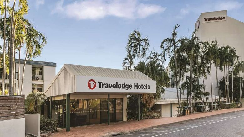 """Travelodge Resort Darwin Exterior. Images powered by <a href=""""http://web.iceportal.com"""" target=""""_blank"""" rel=""""noopener"""">Ice Portal</a>."""