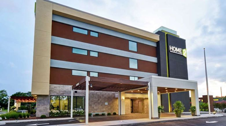 """Home2 Suites by Hilton Frankfort Exterior. Images powered by <a href=""""http://web.iceportal.com"""" target=""""_blank"""" rel=""""noopener"""">Ice Portal</a>."""