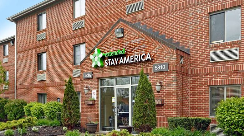 """Extended Stay America Stes Fort Wayne N Exterior. Images powered by <a href=""""http://web.iceportal.com"""" target=""""_blank"""" rel=""""noopener"""">Ice Portal</a>."""