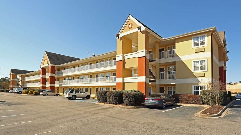 """Extended Stay America Stes Ft Jackson Exterior. Images powered by <a href=""""http://web.iceportal.com"""" target=""""_blank"""" rel=""""noopener"""">Ice Portal</a>."""