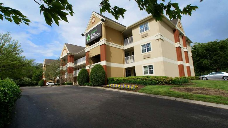 """Extended Stay America Stes Nashville S B Exterior. Images powered by <a href=""""http://web.iceportal.com"""" target=""""_blank"""" rel=""""noopener"""">Ice Portal</a>."""
