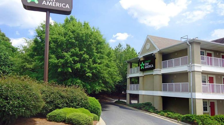 """Extended Stay America Stes Winston Salem Exterior. Images powered by <a href=""""http://web.iceportal.com"""" target=""""_blank"""" rel=""""noopener"""">Ice Portal</a>."""