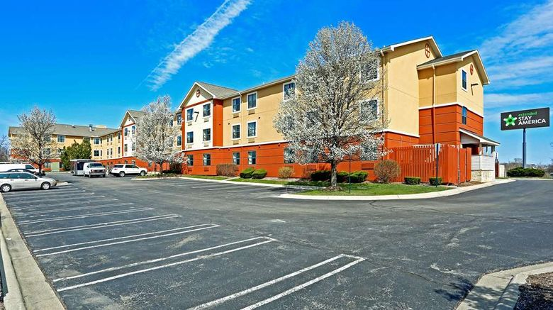 """Extended Stay America Stes Auburn Hills Exterior. Images powered by <a href=""""http://web.iceportal.com"""" target=""""_blank"""" rel=""""noopener"""">Ice Portal</a>."""