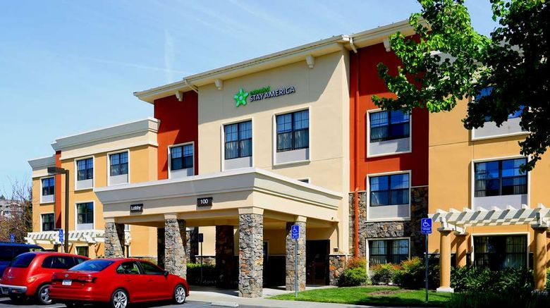 """Extended Stay America Stes Santa Rosa N Exterior. Images powered by <a href=""""http://web.iceportal.com"""" target=""""_blank"""" rel=""""noopener"""">Ice Portal</a>."""