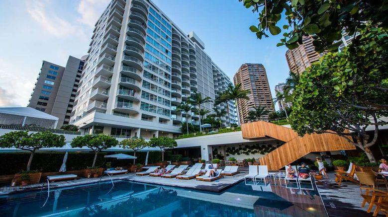 """The Modern Honolulu Exterior. Images powered by <a href=""""http://web.iceportal.com"""" target=""""_blank"""" rel=""""noopener"""">Ice Portal</a>."""