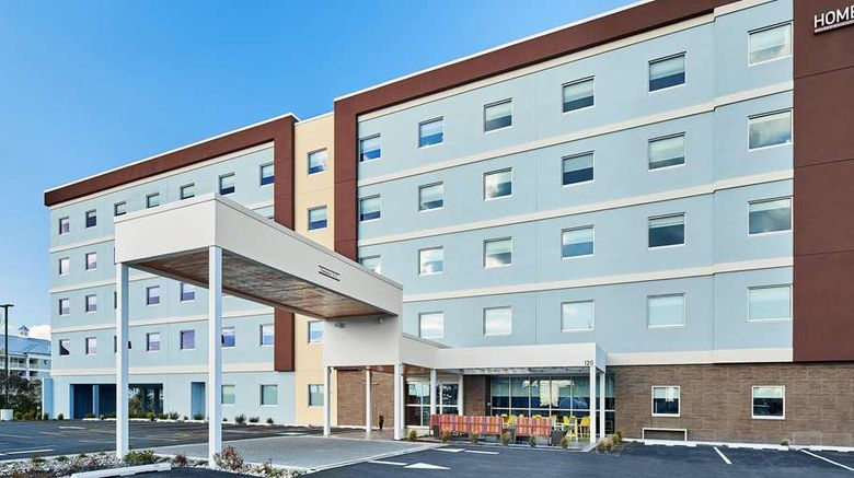 """Home2 Suites Ocean City Bayside Exterior. Images powered by <a href=""""http://web.iceportal.com"""" target=""""_blank"""" rel=""""noopener"""">Ice Portal</a>."""