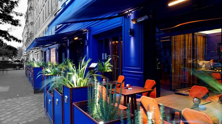 """1K Hotel Paris Exterior. Images powered by <a href=""""http://web.iceportal.com"""" target=""""_blank"""" rel=""""noopener"""">Ice Portal</a>."""