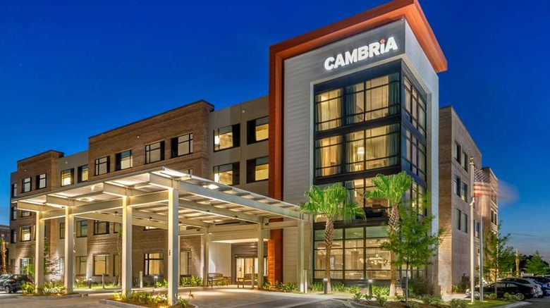 """Cambria Charleston Riverview Hotel Exterior. Images powered by <a href=""""http://web.iceportal.com"""" target=""""_blank"""" rel=""""noopener"""">Ice Portal</a>."""