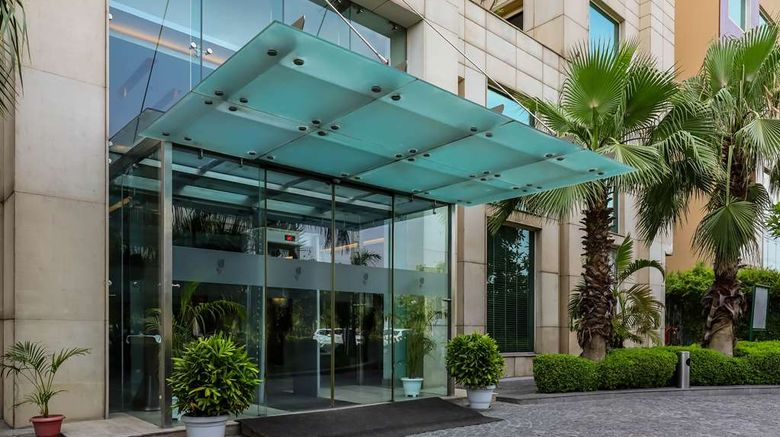 """Country Inn Gurgaon Sector 29 Exterior. Images powered by <a href=""""http://web.iceportal.com"""" target=""""_blank"""" rel=""""noopener"""">Ice Portal</a>."""