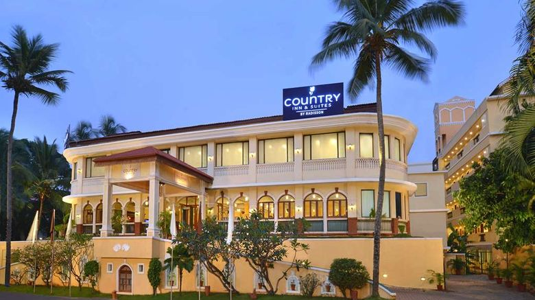 "Country Inn  and  Suites by Carlson Goa Exterior. Images powered by <a href=""http://web.iceportal.com"" target=""_blank"" rel=""noopener"">Ice Portal</a>."