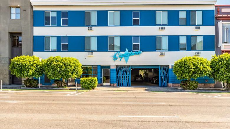 """Signature San Francisco Exterior. Images powered by <a href=""""http://web.iceportal.com"""" target=""""_blank"""" rel=""""noopener"""">Ice Portal</a>."""