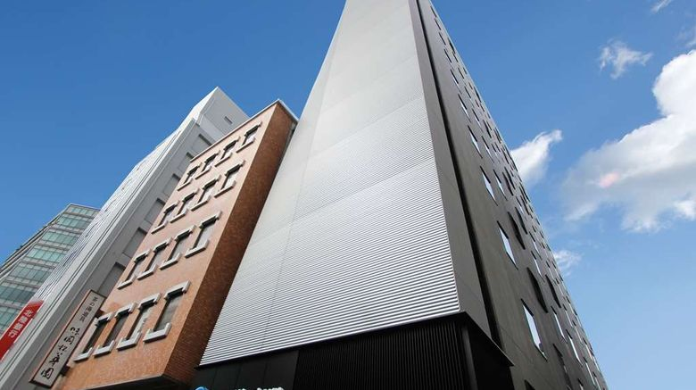 """Best Western Hotel Fino Tokyo Akihabara Exterior. Images powered by <a href=""""http://web.iceportal.com"""" target=""""_blank"""" rel=""""noopener"""">Ice Portal</a>."""