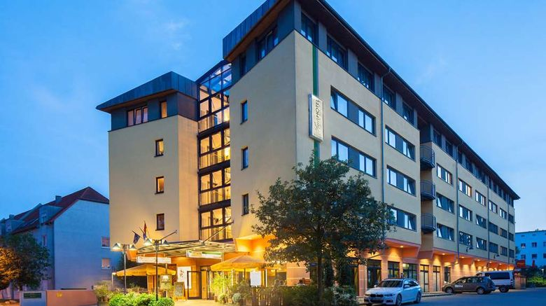 """Suite Hotel Leipzig Exterior. Images powered by <a href=""""http://web.iceportal.com"""" target=""""_blank"""" rel=""""noopener"""">Ice Portal</a>."""