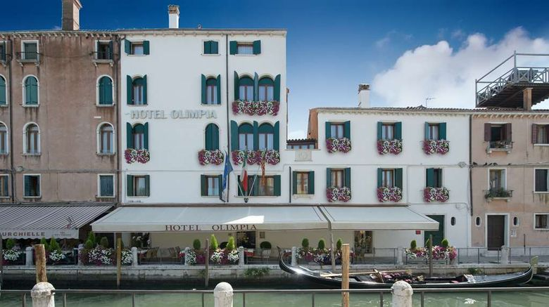"""Hotel Olimpia Venice, BW Signature Coll Exterior. Images powered by <a href=""""http://web.iceportal.com"""" target=""""_blank"""" rel=""""noopener"""">Ice Portal</a>."""