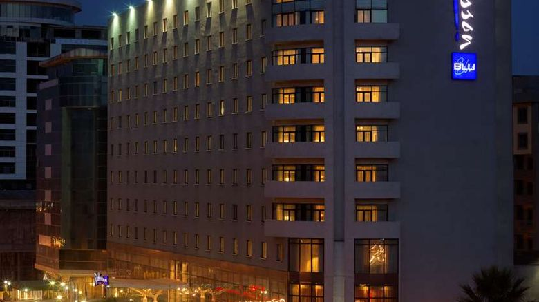 """Radisson Blu Hotel Addis Ababa Exterior. Images powered by <a href=""""http://web.iceportal.com"""" target=""""_blank"""" rel=""""noopener"""">Ice Portal</a>."""