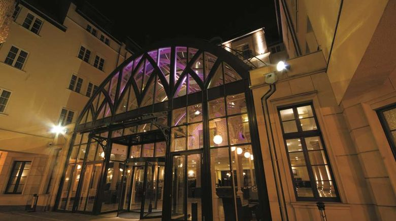 """Radisson Blu Hotel Gdansk Exterior. Images powered by <a href=""""http://web.iceportal.com"""" target=""""_blank"""" rel=""""noopener"""">Ice Portal</a>."""
