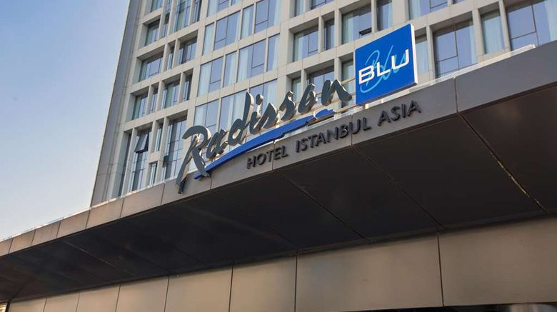 """Radisson Blu Hotel Istanbul Asia Exterior. Images powered by <a href=""""http://web.iceportal.com"""" target=""""_blank"""" rel=""""noopener"""">Ice Portal</a>."""