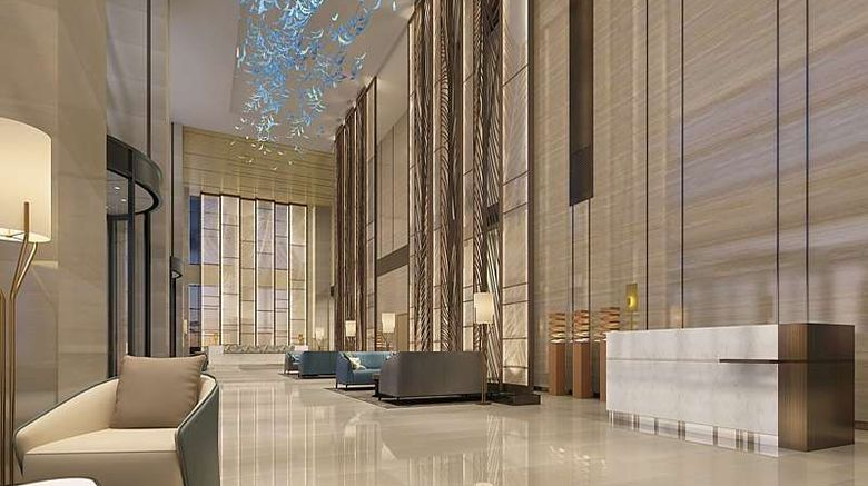"""Howard Johnson Zhujiang Hotel Lobby. Images powered by <a href=""""http://web.iceportal.com"""" target=""""_blank"""" rel=""""noopener"""">Ice Portal</a>."""