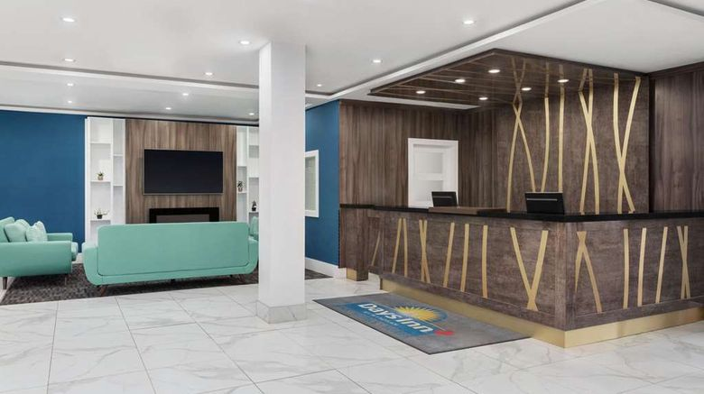 """Days Inn by Wyndham Saint John Lobby. Images powered by <a href=""""http://web.iceportal.com"""" target=""""_blank"""" rel=""""noopener"""">Ice Portal</a>."""