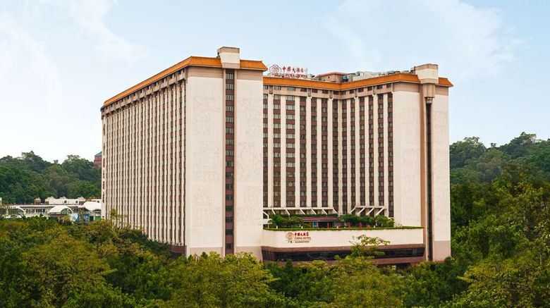 """China Hotel, Guangzhou Exterior. Images powered by <a href=""""http://web.iceportal.com"""" target=""""_blank"""" rel=""""noopener"""">Ice Portal</a>."""