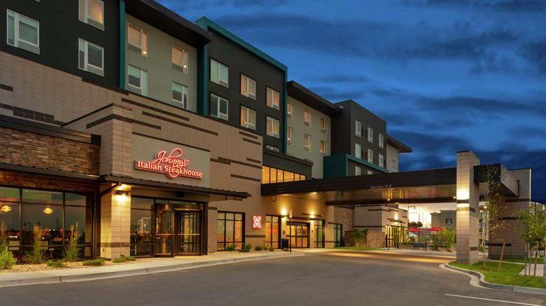 "Hilton Garden Inn Denver/Thornton Exterior. Images powered by <a href=""http://web.iceportal.com"" target=""_blank"" rel=""noopener"">Ice Portal</a>."