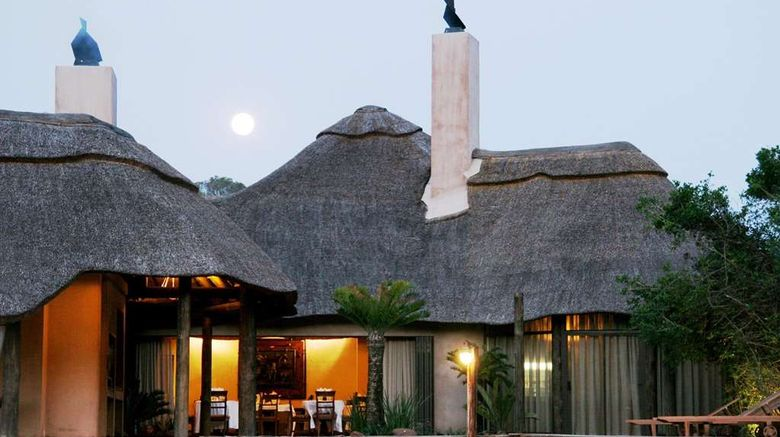 """Premier Resort Mpongo Private Game Resrv Exterior. Images powered by <a href=""""http://web.iceportal.com"""" target=""""_blank"""" rel=""""noopener"""">Ice Portal</a>."""